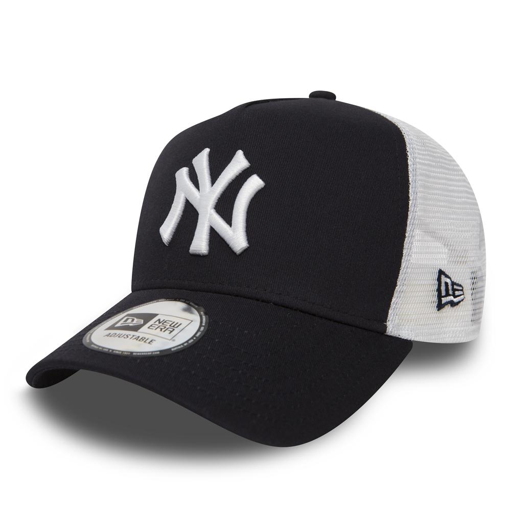3e5fd3204357c Gorra trucker NY Yankees Clean A Frame