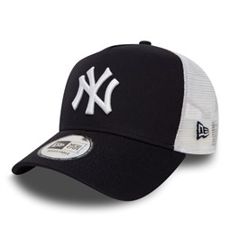 NY Yankees Clean A Frame Trucker