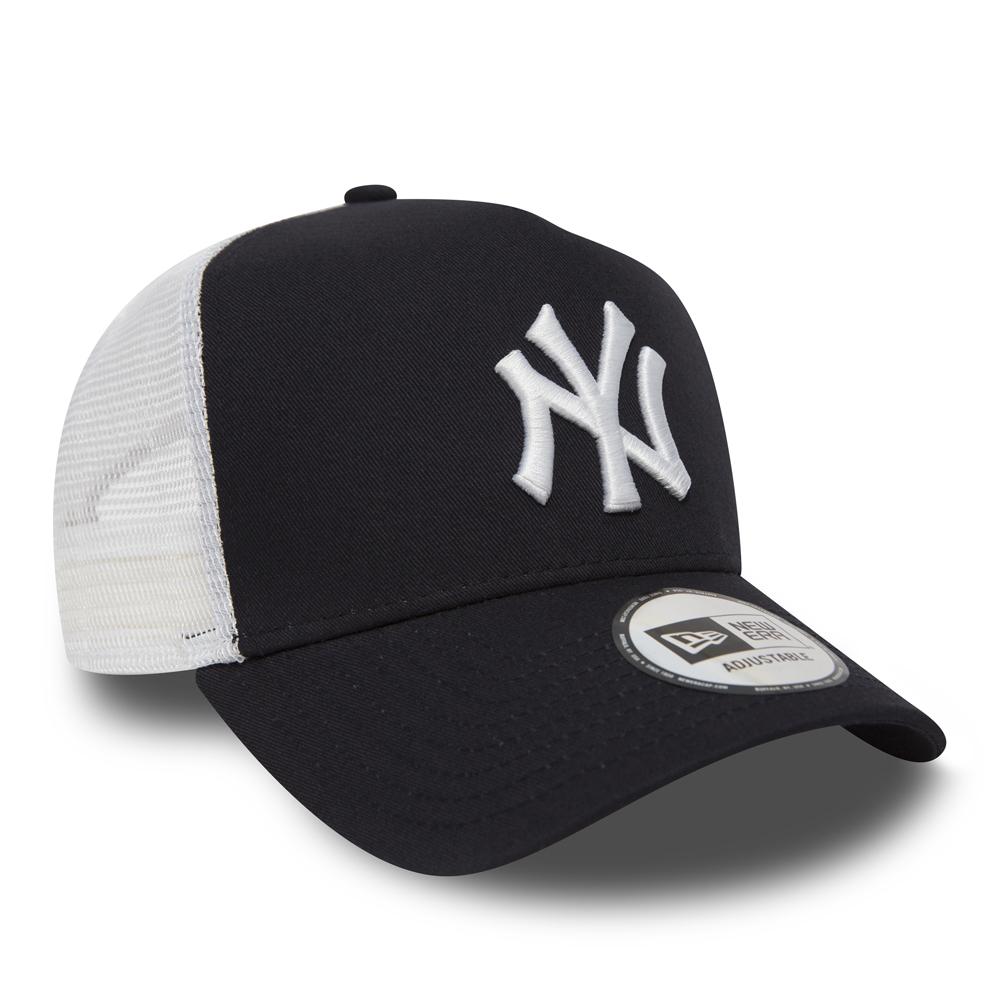 6ae9339625fbe ... Gorra trucker NY Yankees Clean A Frame
