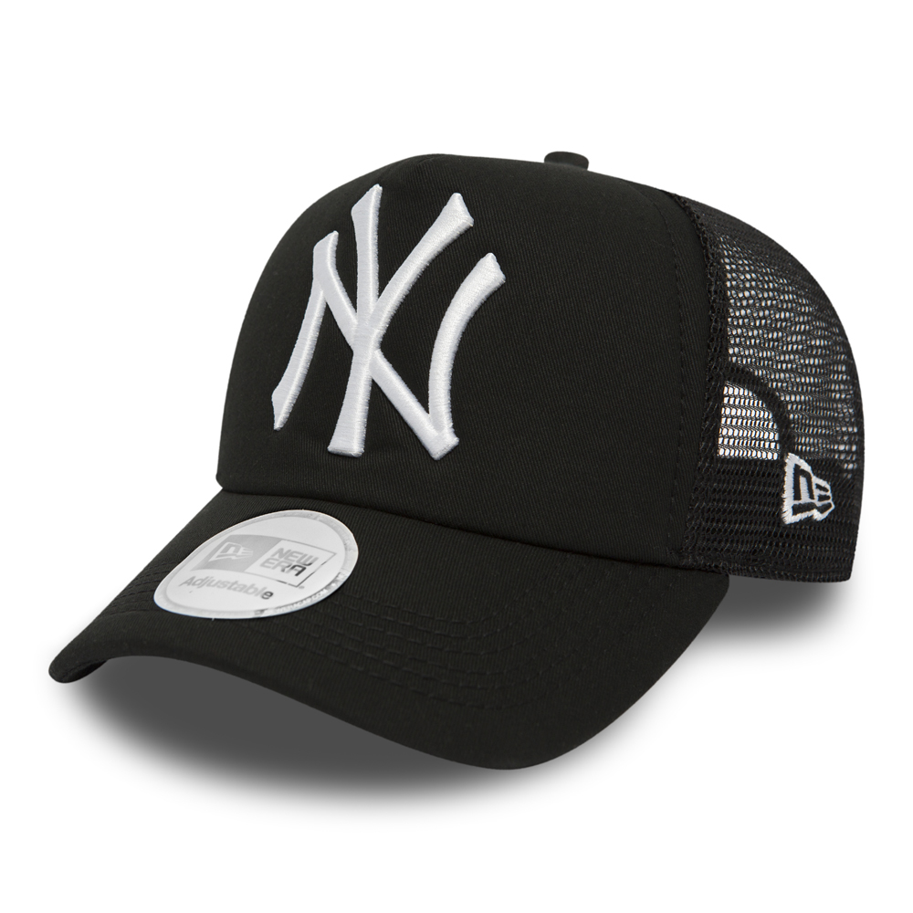 a05fb24f9 NY Yankees Clean A Frame Trucker | New Era