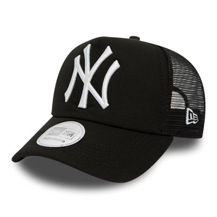 NY Yankees Clean A Frame Trucker  4a7eb884c3f4