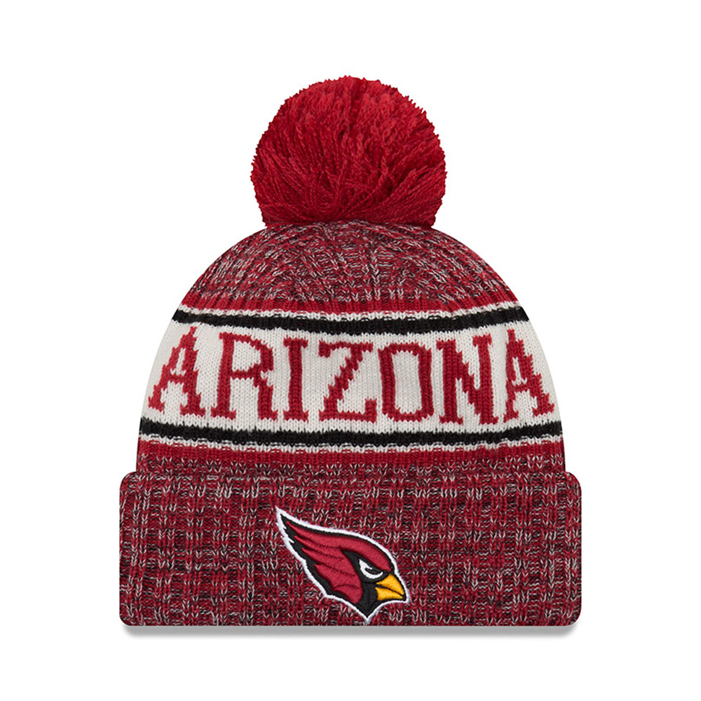 Arizona Cardinals 2018 Sideline Bobble Cuff Knit