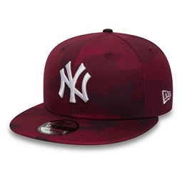 New York Yankees Camo 9FIFTY Snapback