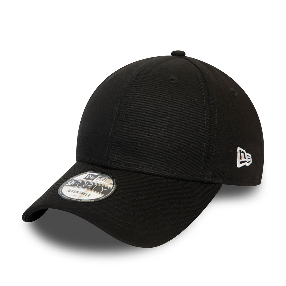 New Era Flag 9FORTY, negro