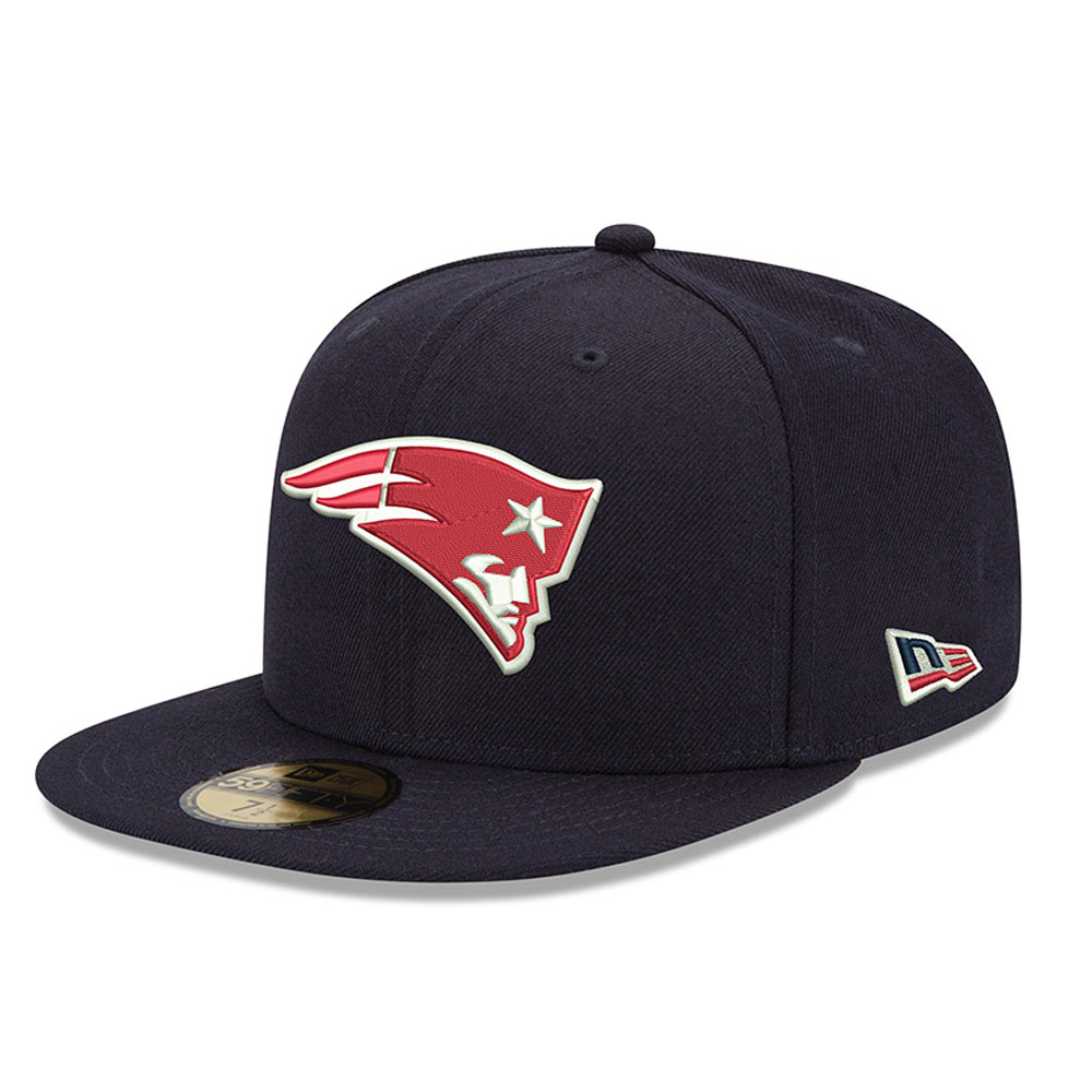 New England Patriots Crafted In The USA 59FIFTY