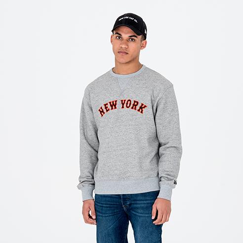 New York Giants – Relocation – Sweatshirt mit Rundhalsausschnitt