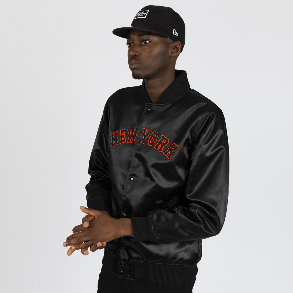 New York Giants – Relocation – Varsity-Jacke