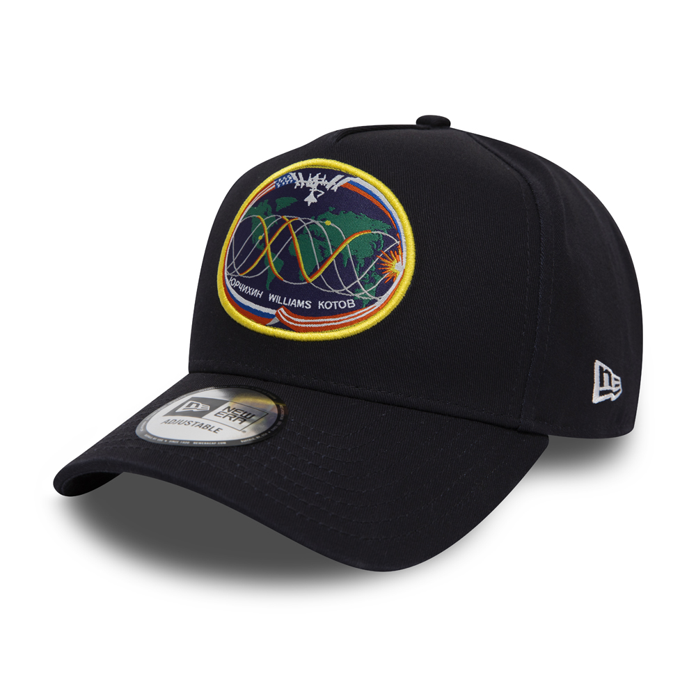 International Space Archives Blue A Frame Trucker