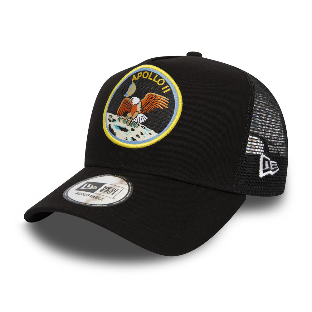 International Space Archives Apollo 11 A Frame Trucker