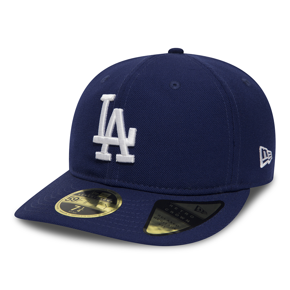 c6485519e3a87c Los Angeles Dodgers Authentic Collection Retro Crown 59FIFTY