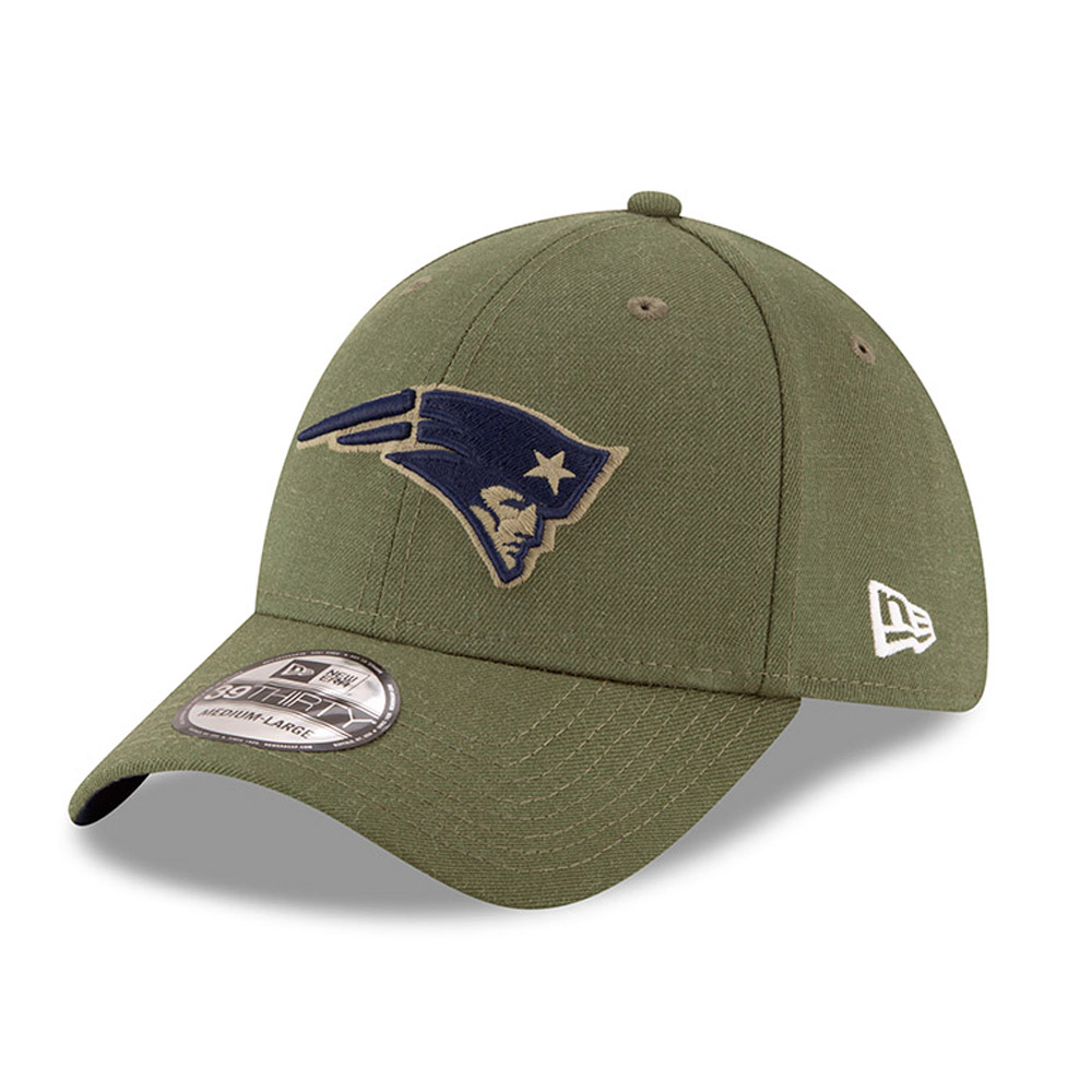 Casquette New England Patriots Salute to Service 39THIRTY