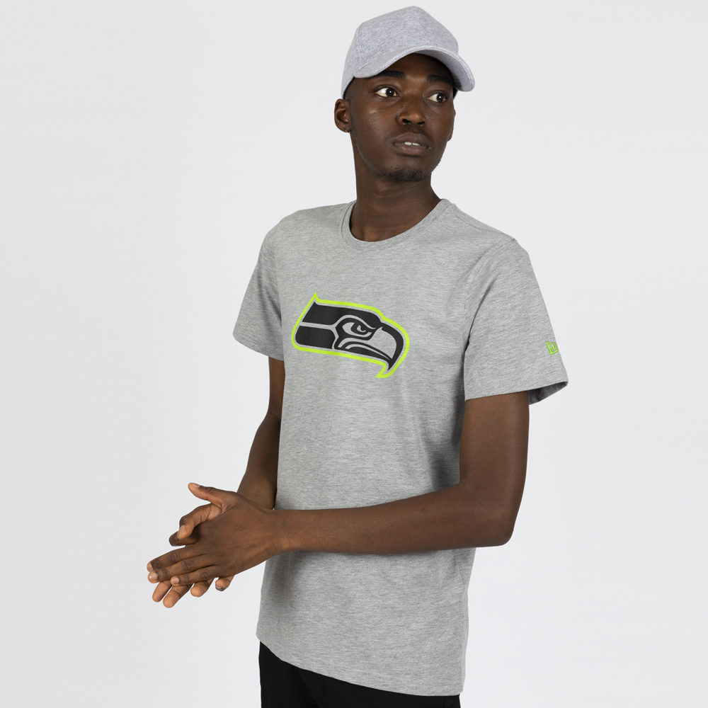 Seattle Seahawks Fan Pack Grey Tee