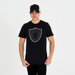 Oakland Raiders Fan Pack Black Tee