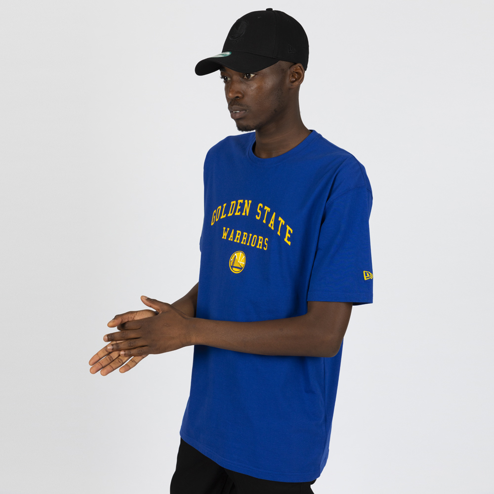 Golden State Warriors Arch – T-Shirt – Blau