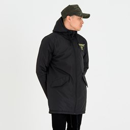 Chicago Bulls Engineered Fit Parka Jacket