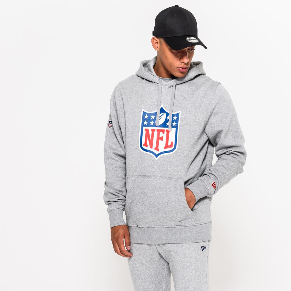 Felpa con cappuccio NFL Logo Pullover