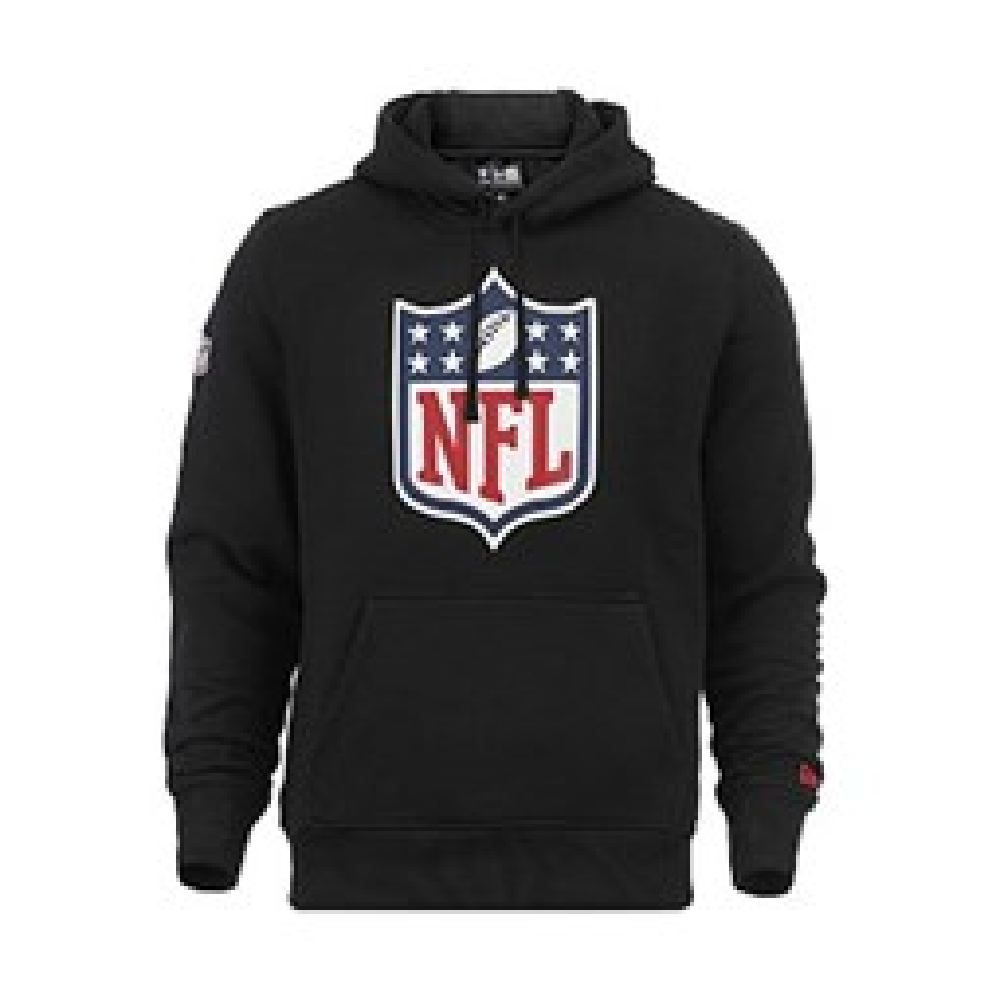 Sudadera NFL Logo, negro