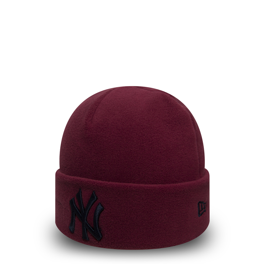 Gorro de punto con vuelta New York Yankees Winter Utility Fleece