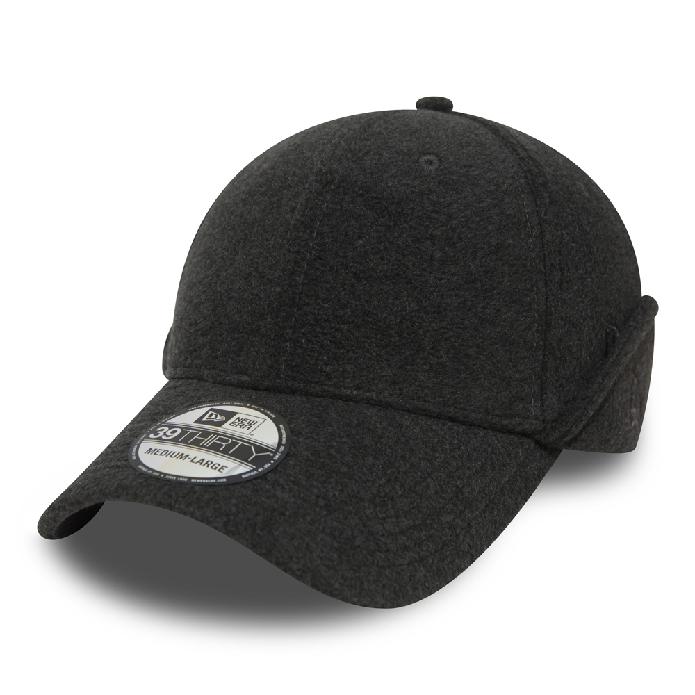 New Era – 39THIRTY – Winter Utility Downflap – Grau