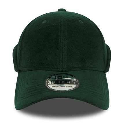 New Era Winter Utility Green Downflap 39THIRTY