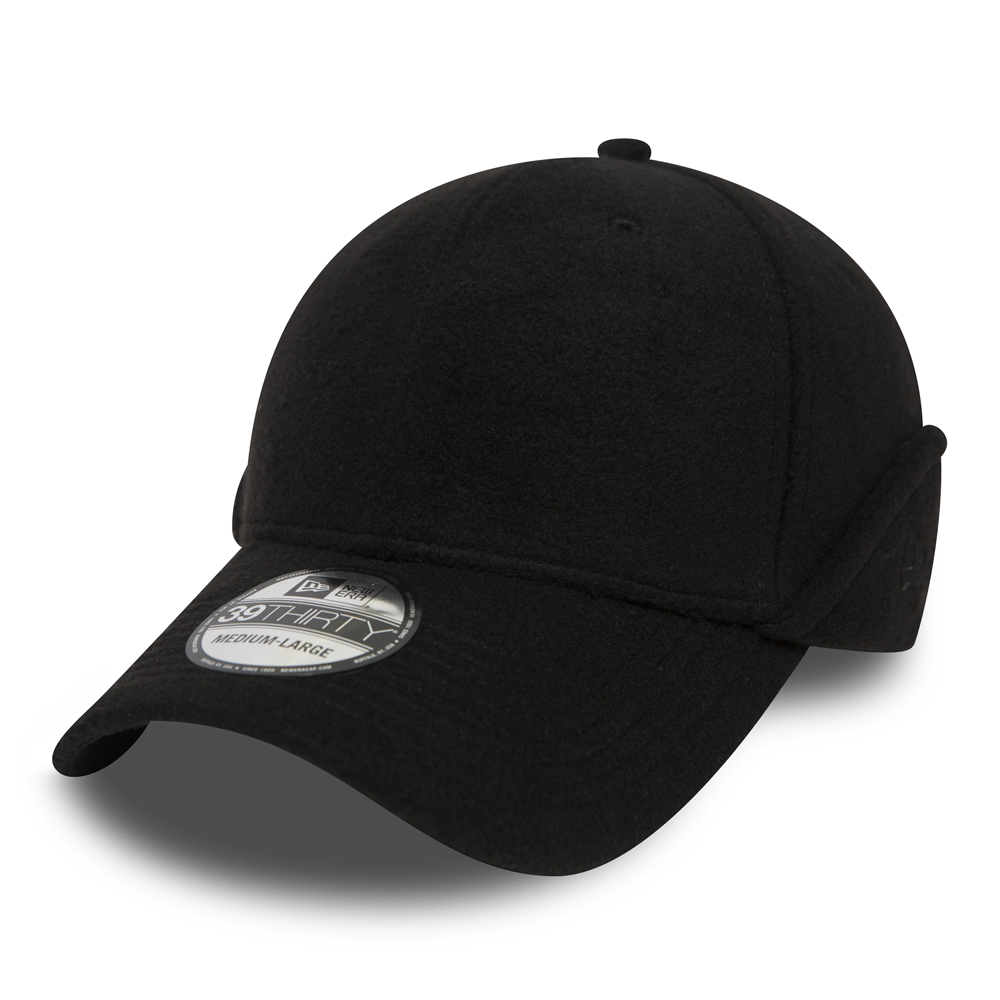 New Era Winter Utility Black Downflap 39THIRTY