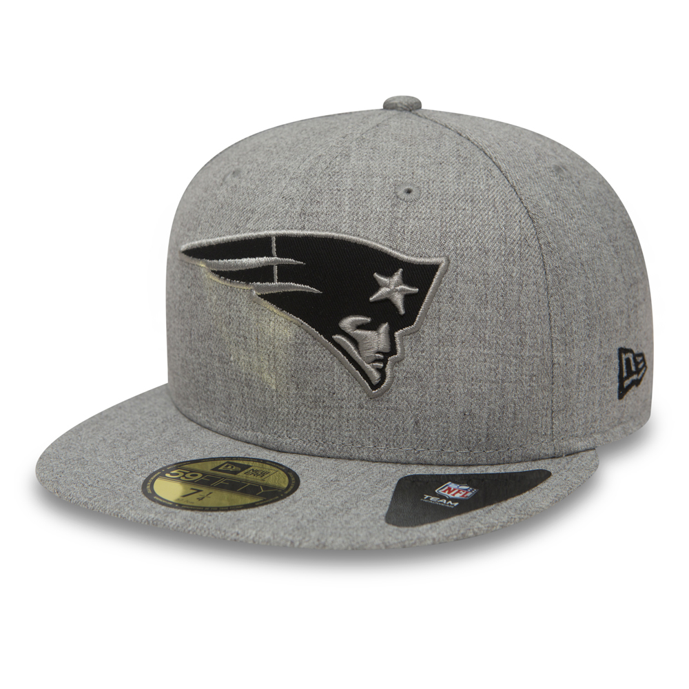 New England Patriots Heather 59FIFTY b8e974d52