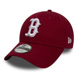 Boston Red Sox Essential 9FORTY, rojo