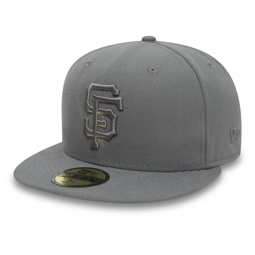 San Francisco Giants Essential Grey 59FIFTY 169aa432c11