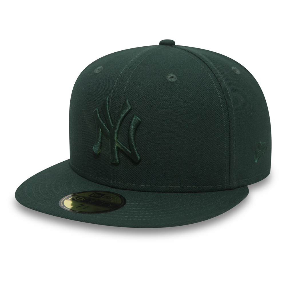 New York Yankees Essential Green 59FIFTY cba4de788a7c