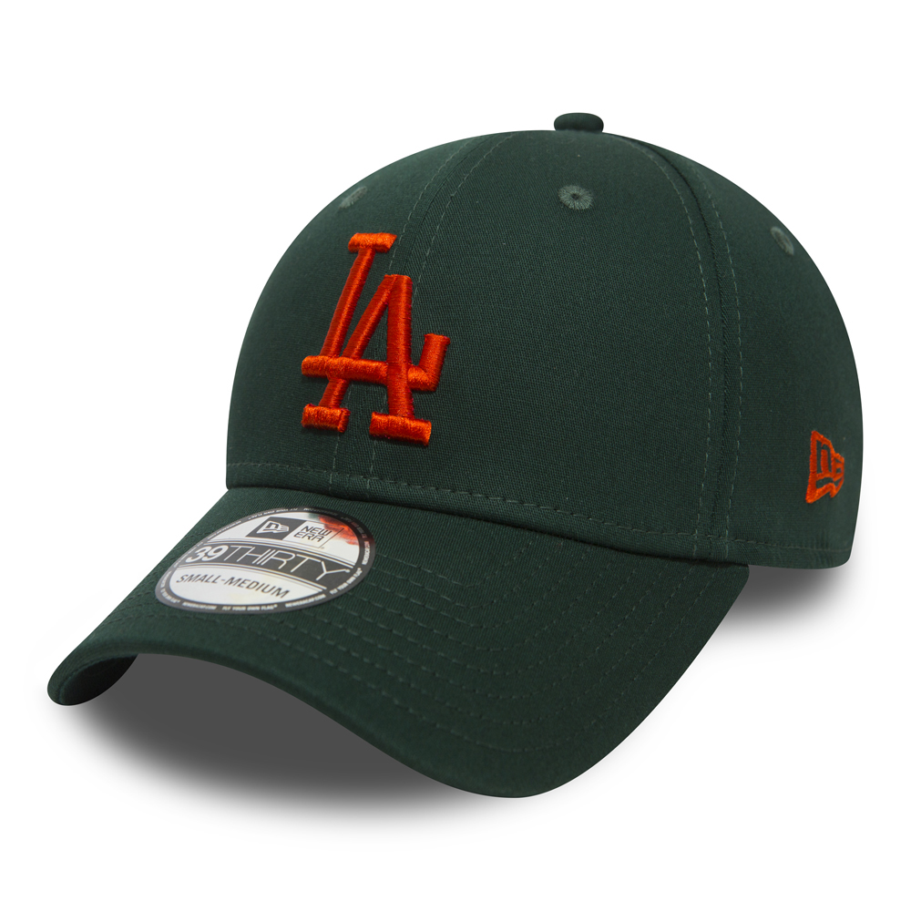 Los Angeles Dodgers Essential 39THIRTY, verde