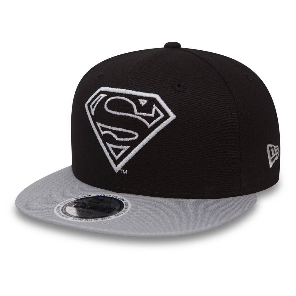 Superman Glow in the Dark 9FIFTY Snapback enfant
