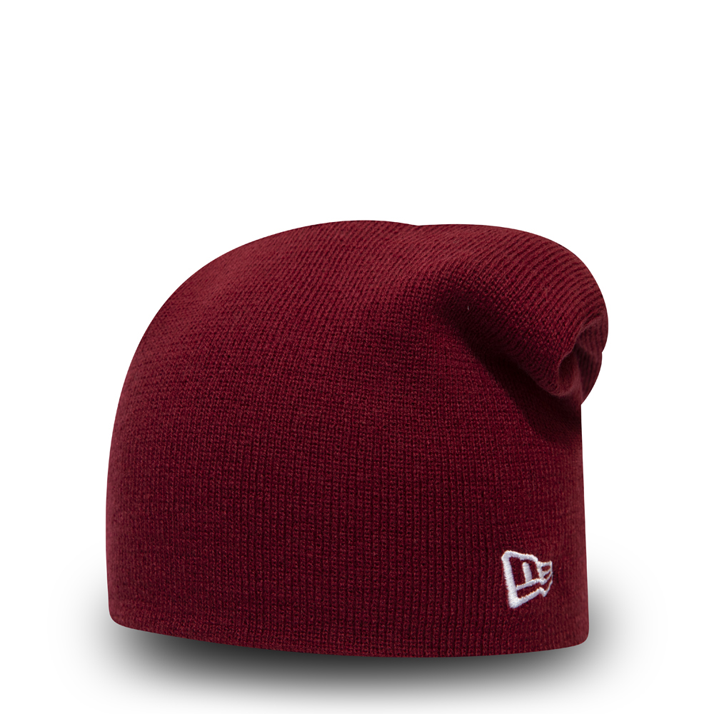 c8f64c55f New Era Essential Red Long Knit