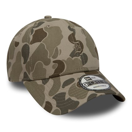 Detroit Tigers Camo 9FORTY