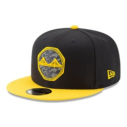 Golden State Warriors NBA Authentics - City Series 9FIFTY Snapback