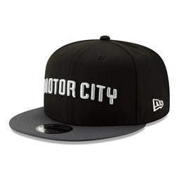 9FIFTY Snapback – Detroit Pistons – NBA Authentics – City Series