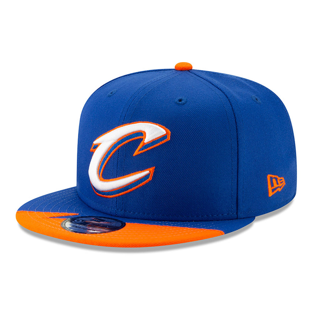 Cleveland Cavaliers NBA Authentics - City Series 9FIFTY Snapback