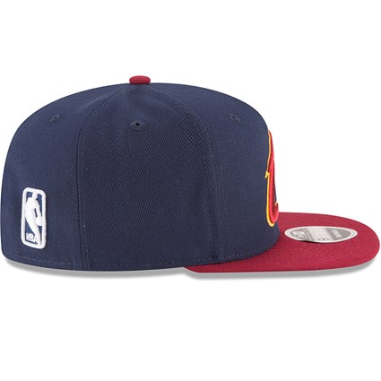 Cleveland Cavaliers Original Fit 9FIFTY Snapback