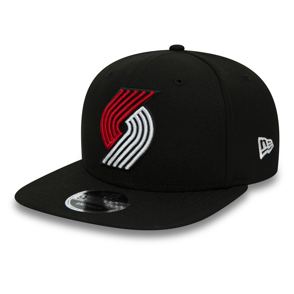 903e0b8029a Portland Trail Blazers 9FIFTY Original Fit Snapback