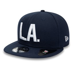 Los Angeles Chargers 9FIFTY Snapback
