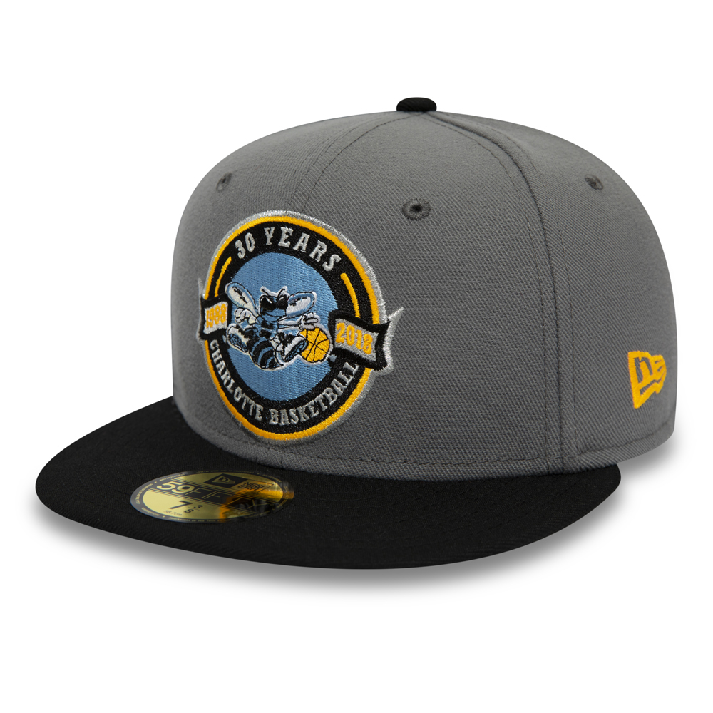 Charlotte Hornets NBA 30th Anniversary 59FIFTY