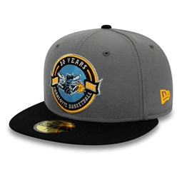 59FIFTY – Charlotte Hornets – NBA 30th Anniversary