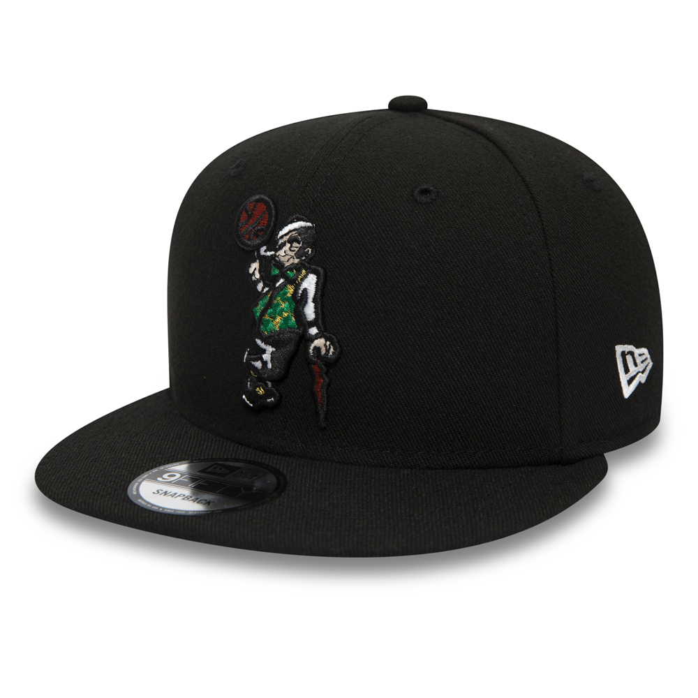 75d5852e033 Boston Celtics 9FIFTY Snapback