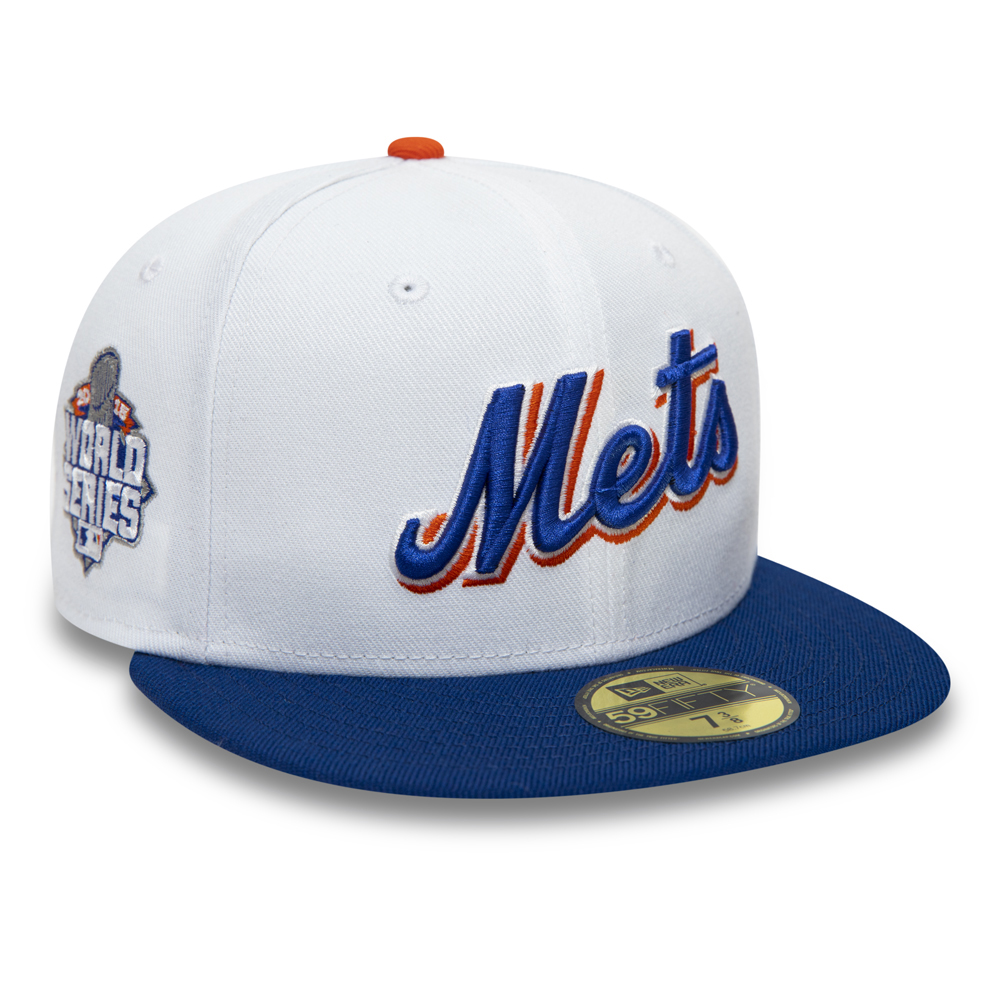 New York Mets White 59FIFTY