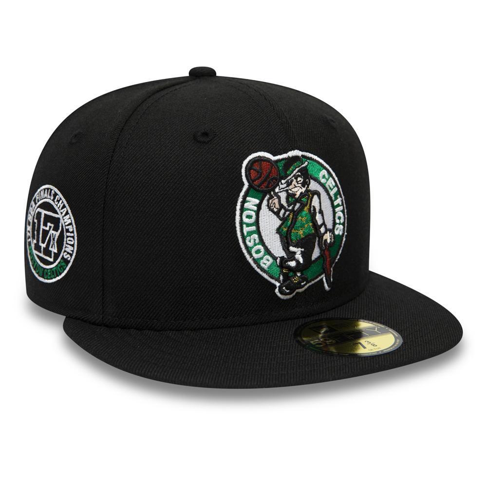 Boston Celtics 59FIFTY nero