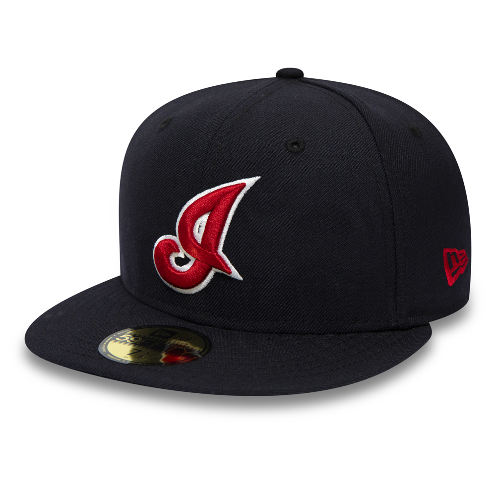 59FIFTY – Cleveland Indians – Marineblau