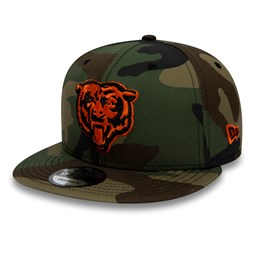9FIFTY Snapback – Chicago Bears in Camouflage
