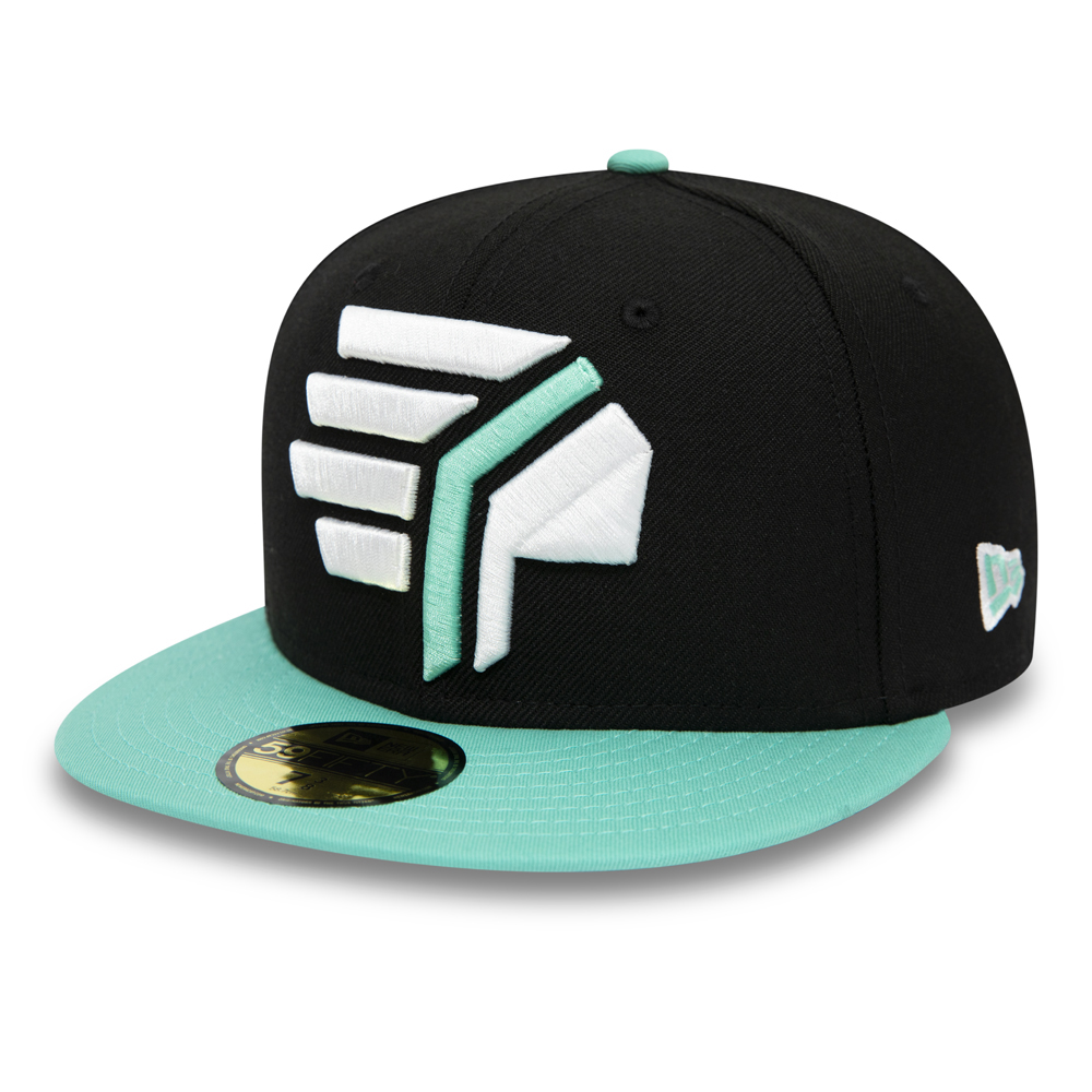 Syracuse Chiefs Black 59FIFTY