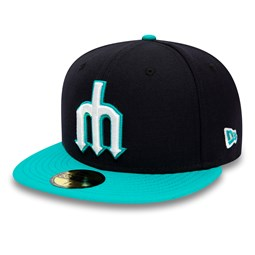 59FIFTY – Seattle Mariners – Marineblau
