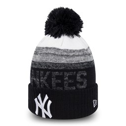 New York Yankees Bobble Cuff Knit