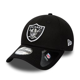 Oakland Raiders Infant Essential Black 9FORTY